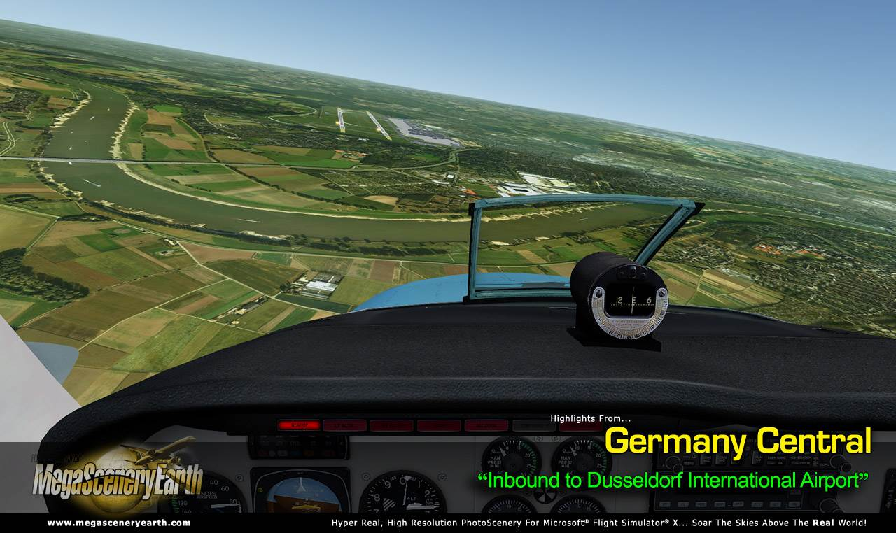 MegaSceneryEarth > Europe (V2 0) > MegaSceneryEarth - Germany Complete