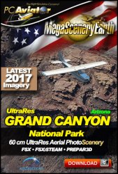 UltraRes V3: Grand Canyon