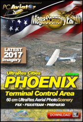 UltraRes Cities V3: Phoenix