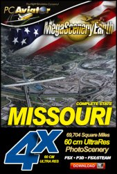 Missouri 4X 60 cm Ultra Res