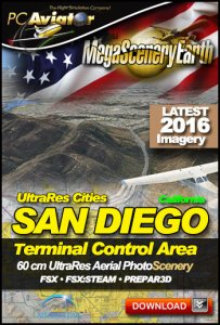 UltraRes Cities V3: San Diego